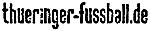 Logo thüringer fu�ball